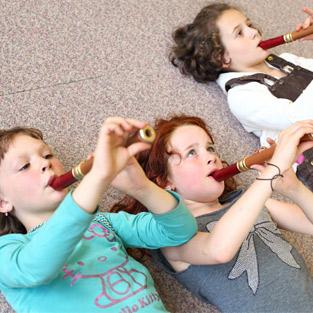 Musikschule Pinneberg Blockflöte lernen.