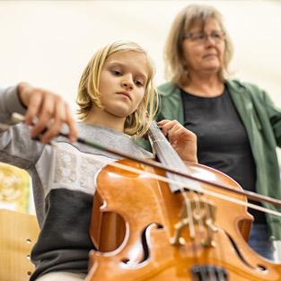 Musikschule Pinneberg Chello lernen