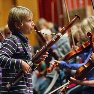 Musikschule Pinneberg Fagott lernen