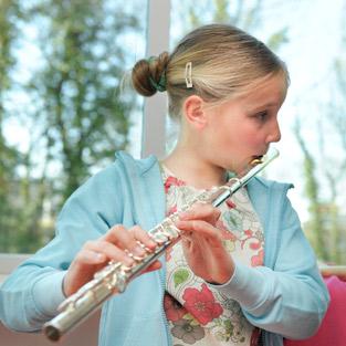 Musikschule Pinneberg Querflöte lernen