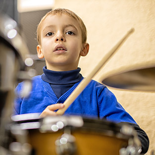 Musikschule Pinneberg Schlagzeug lernen