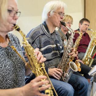 Musikschule Pinneberg – Musik mit Senioren.
