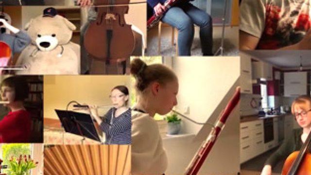 Orchester Europahymne (1)
