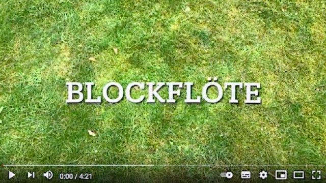 Fachbereich Blockflöte