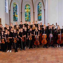 """Sommerkonzert des Jugendsinfonieorchesters/""""Cellalini-Die jungen Streicher"""""""