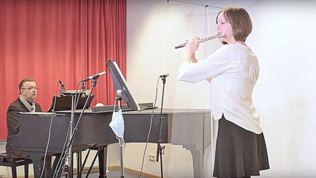 Jugend musiziert 2021 – Elisabeth Behm (Genzmer)