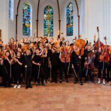 Jugendsinfonieorchester sucht Verstärkung